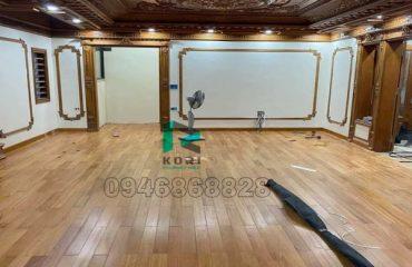 Sàn gỗ Thái Bình