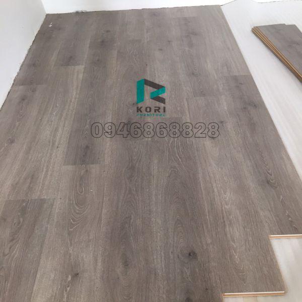 Thi công sàn gỗ công nghiệp Thái Bình