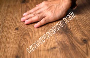 Cách xử lý sàn gỗ bị kêu, bị xước bề mặt